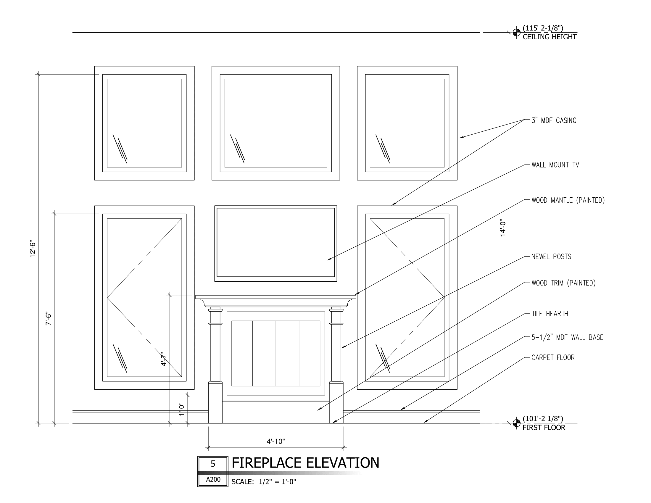 Home Plans - Milford Residence 2