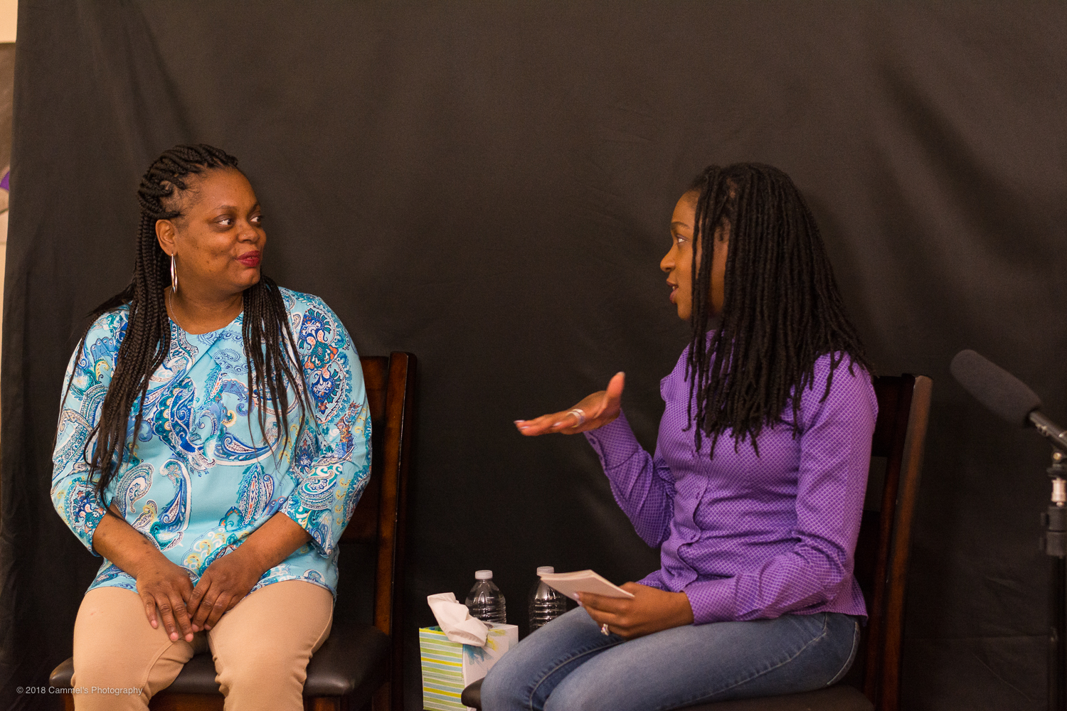 Deloris Williams on the NYI Speaks Show-EP.3
