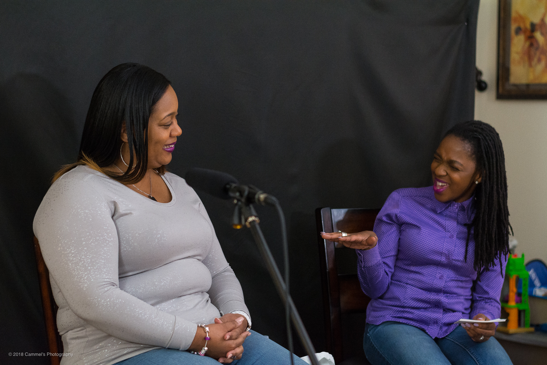 NeTasha Miller on the NYI Speaks Show-EP.4