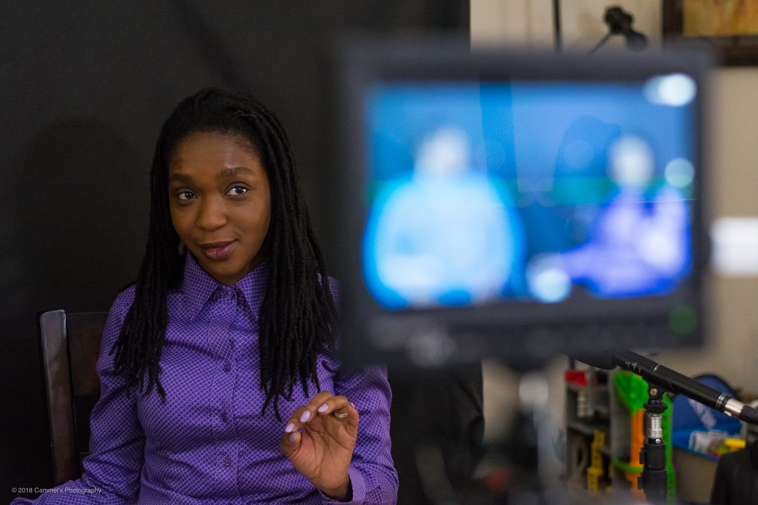 Host, Writer, Director, CEO-Naima Yetunde Ince-Griffiths-NYI Speaks Series at N.Y.I Productions LLC