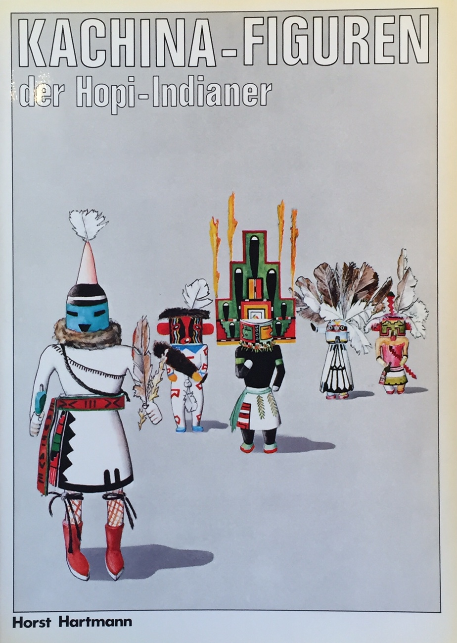 Kachina Figuren