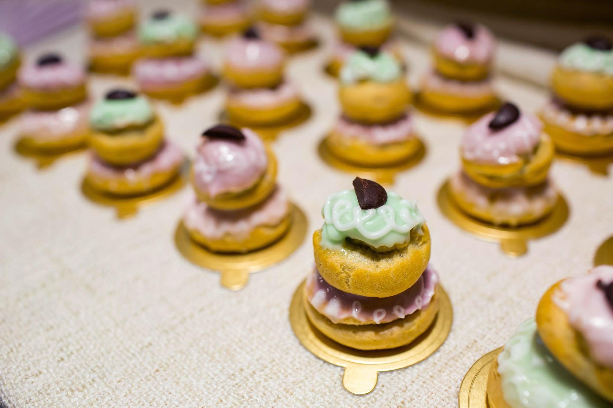 The Grand Budapest Hotel   Mendl's Courtesan au Chocolat   Homemade by Nova