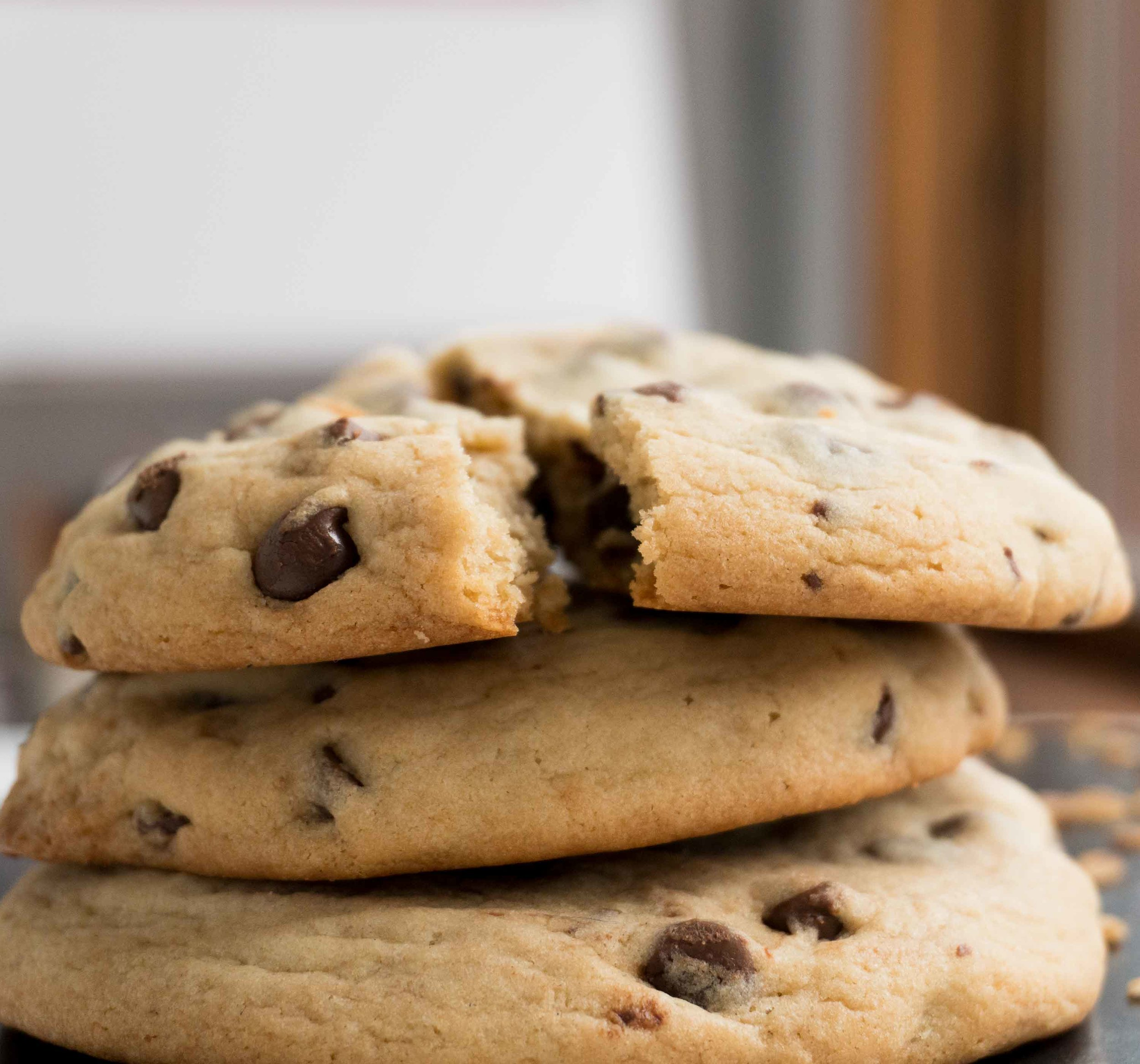 Beth's Chocolate Chip Cookie -