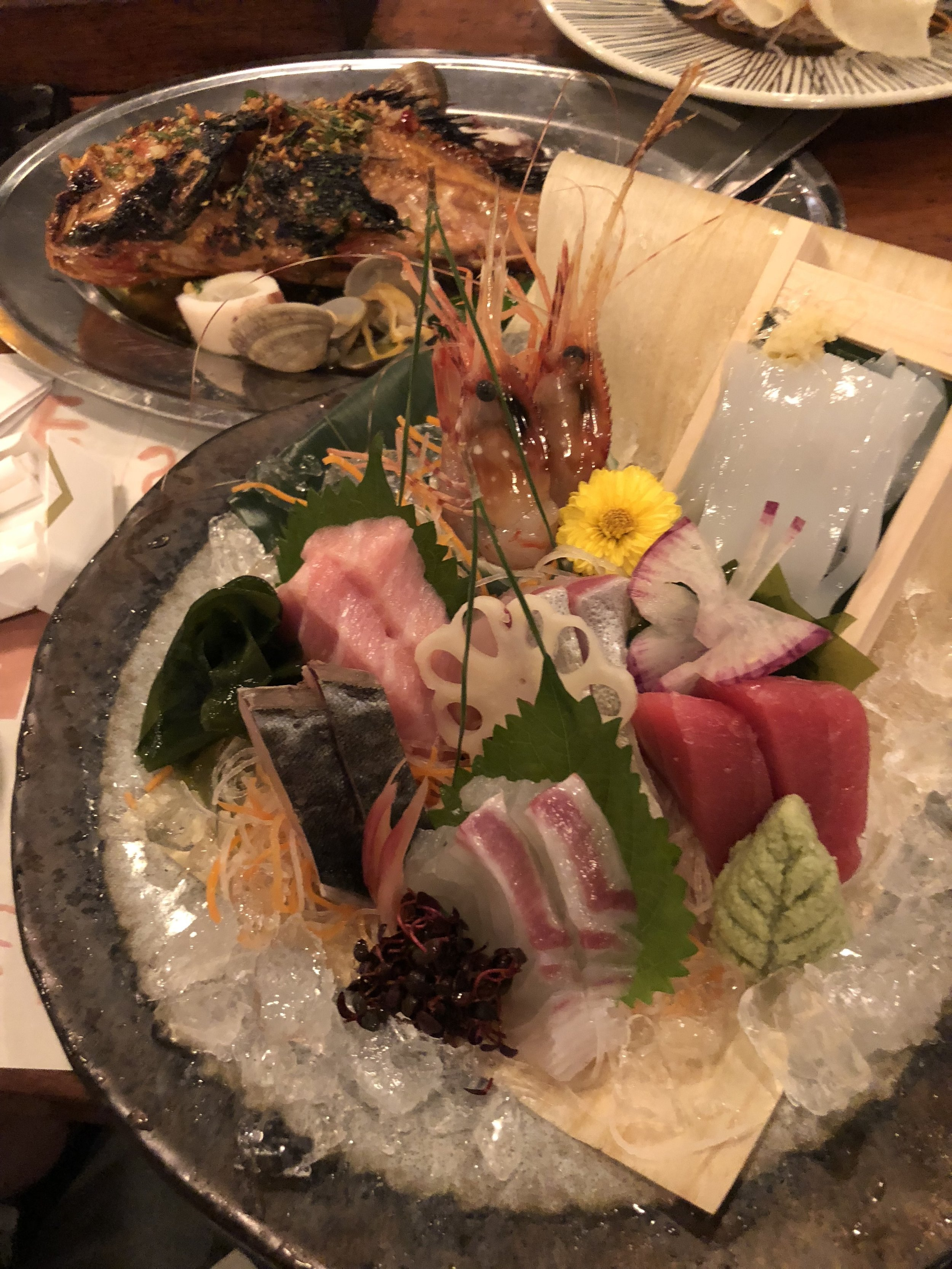 / - Tokyo-Japan: This is a great meal in in a wonderful restaurant named Kaikaya By The Sea.