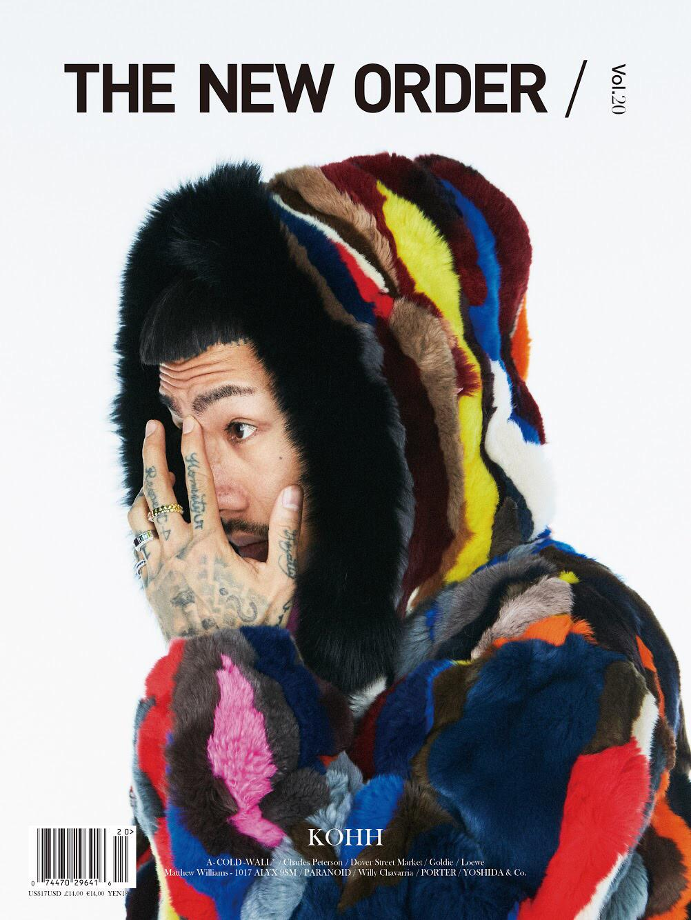 Kohh shot by Rintaro Ishige /