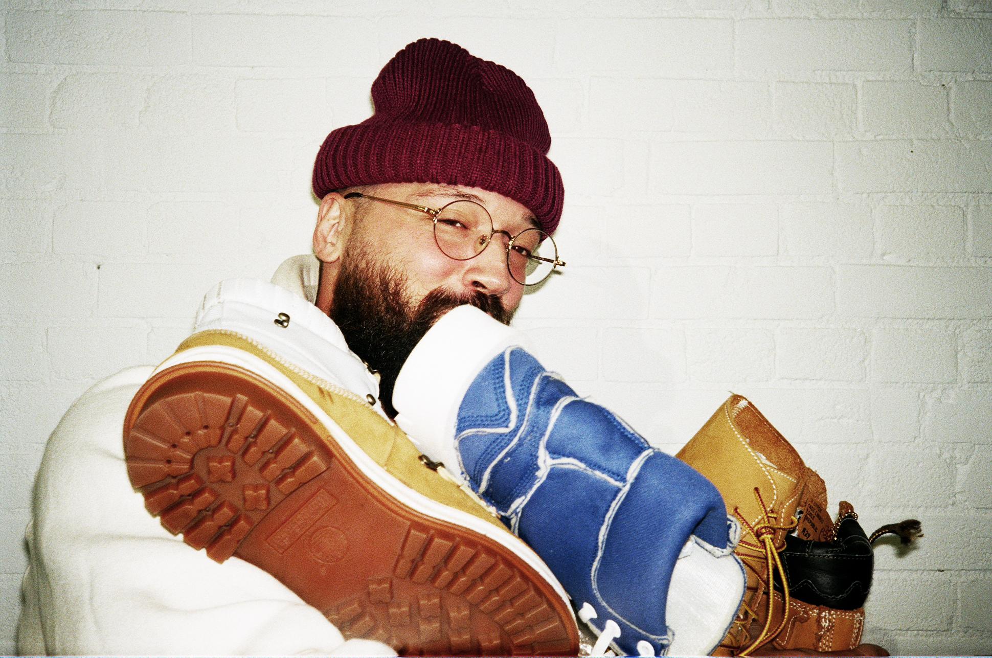 Concept Kicks Founder Daniel Bailey /