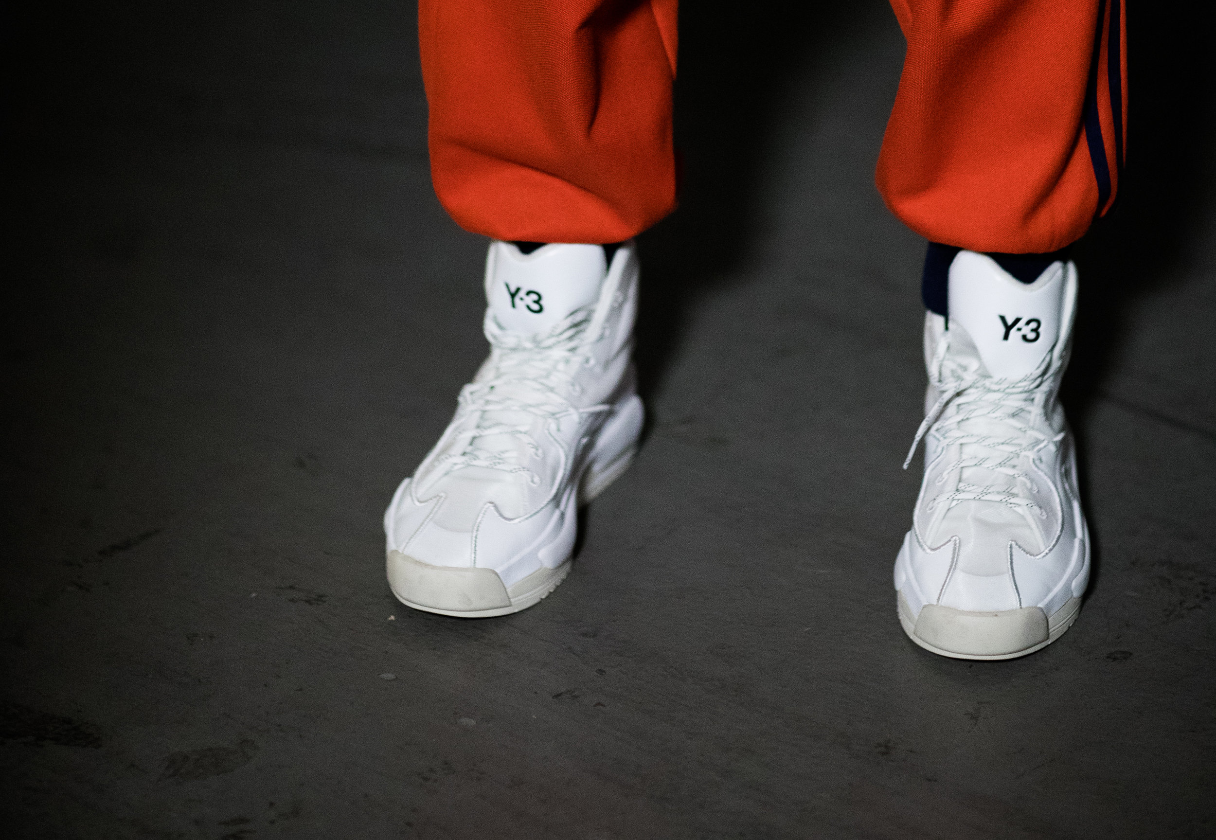 Image via Y3 / Adidas /
