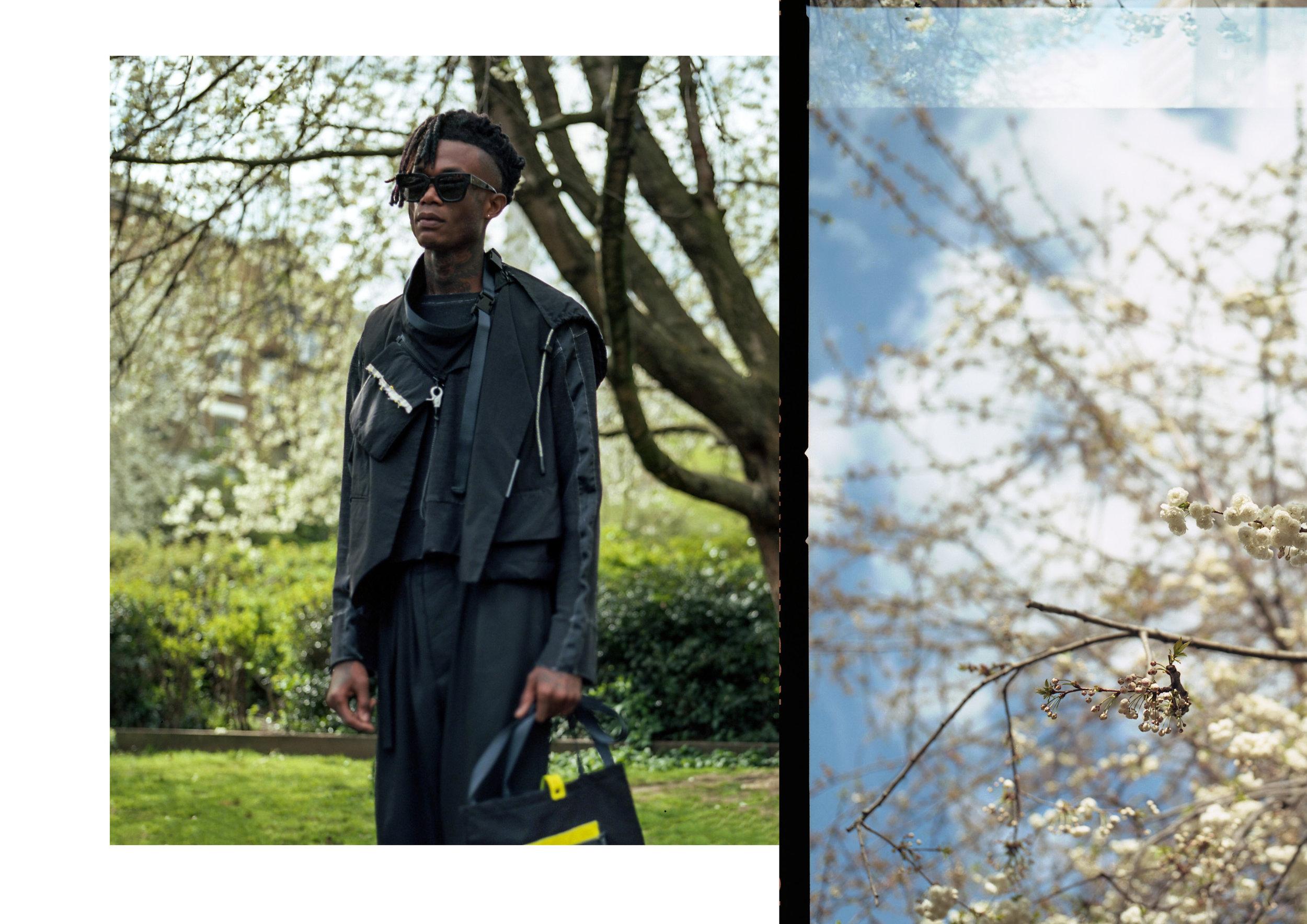 All clothes - Tourne de Transmission, Eyewear - Ace & Tate