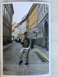 / - Alexis Ross in Copenhagen