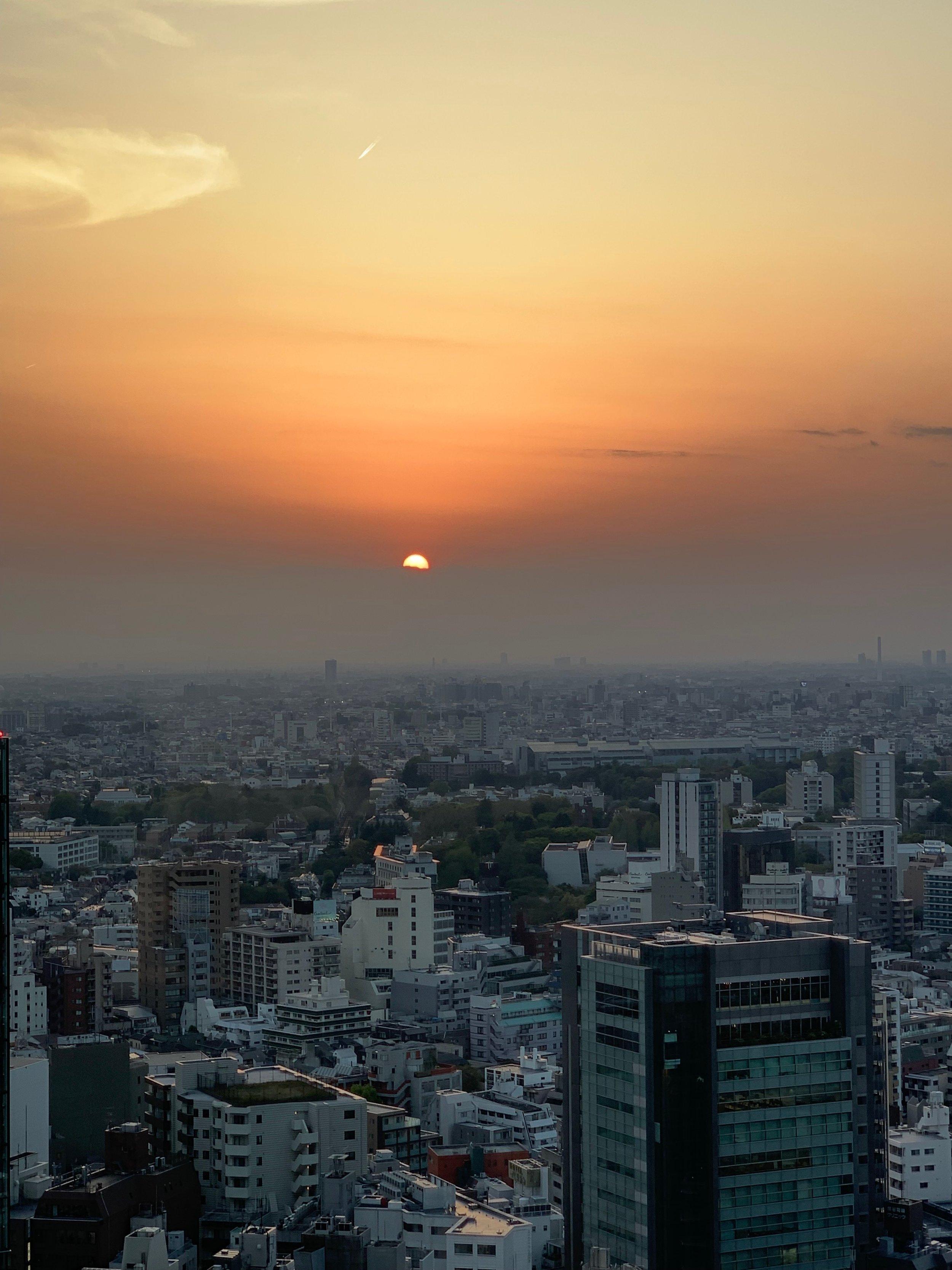 / - Tokyo Sunset