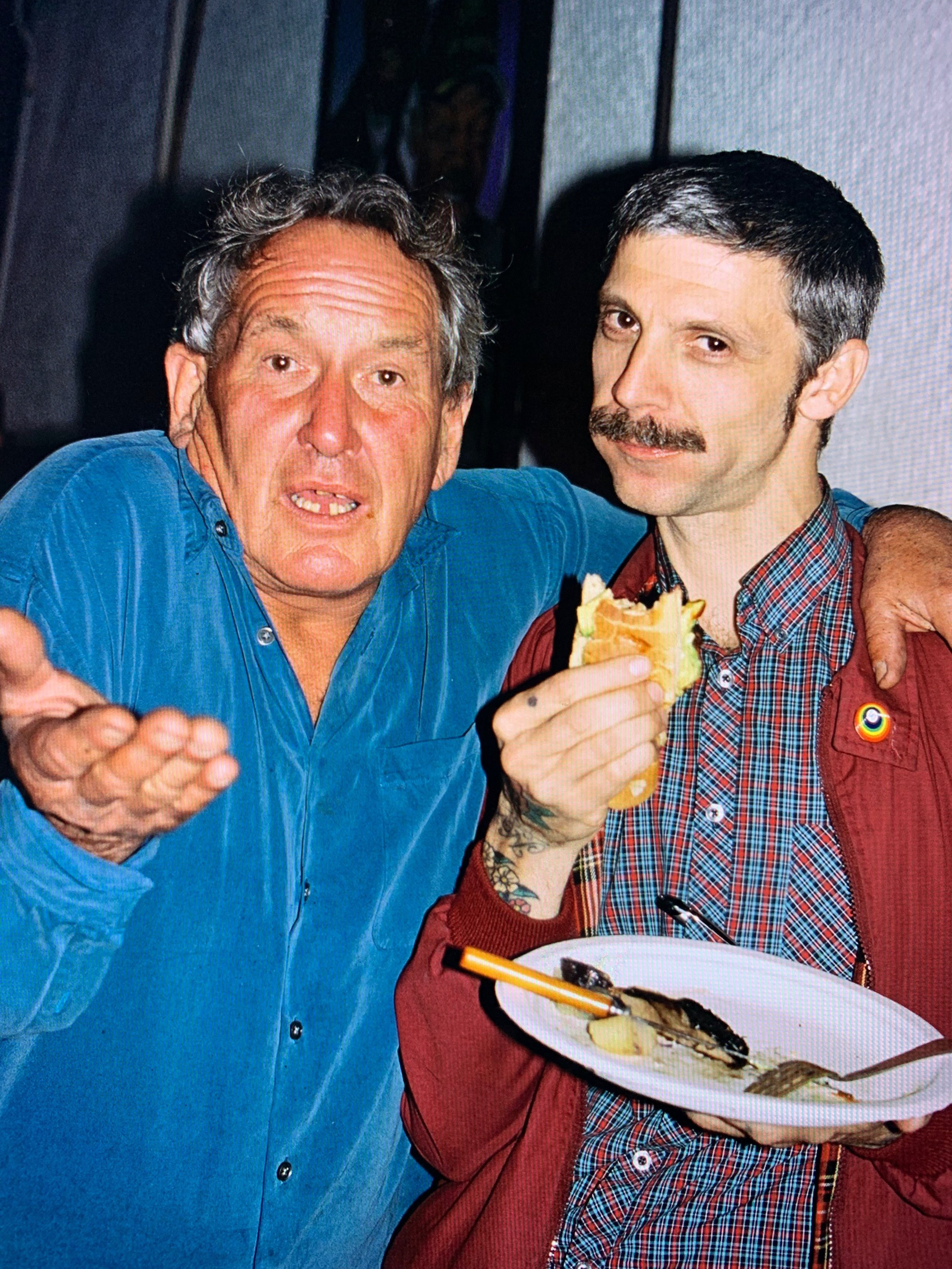 / - Uncle Vic and Lele Sevari in LA