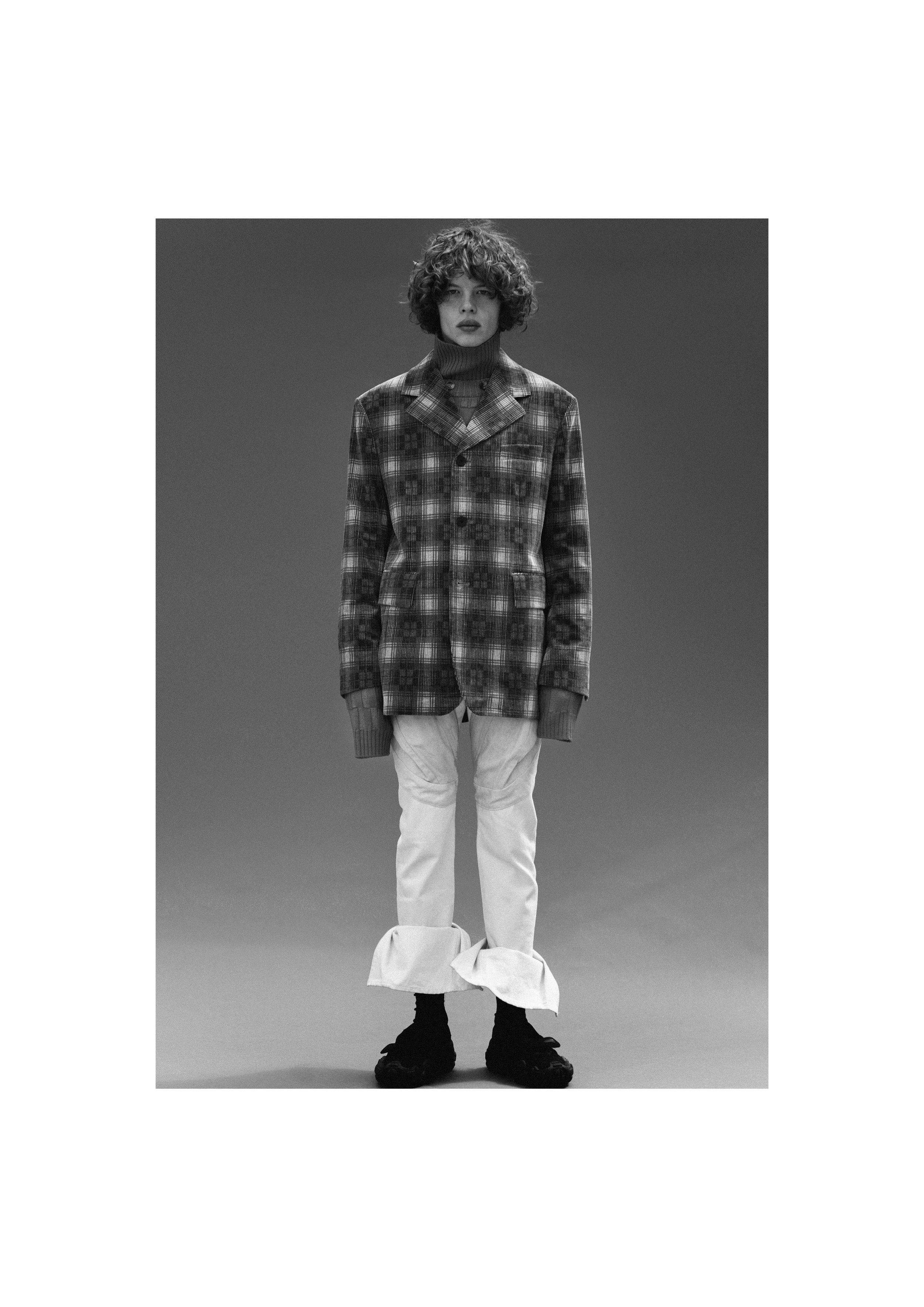 Jacket - Wooyoungmi Jumper - Alex Mullins Jeans - Per Götesson Shoes - Acne Studios