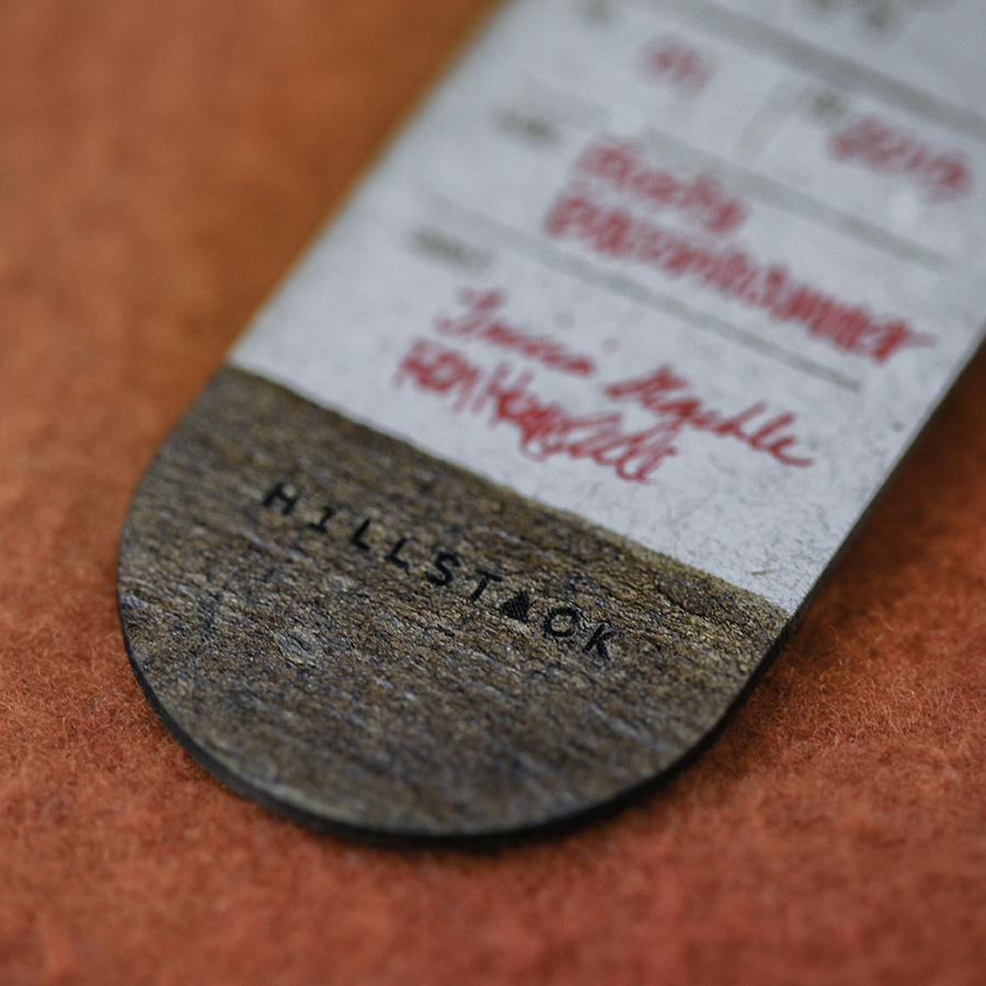 2nd edition hang tags