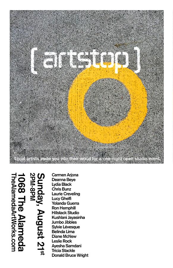 artstop poster