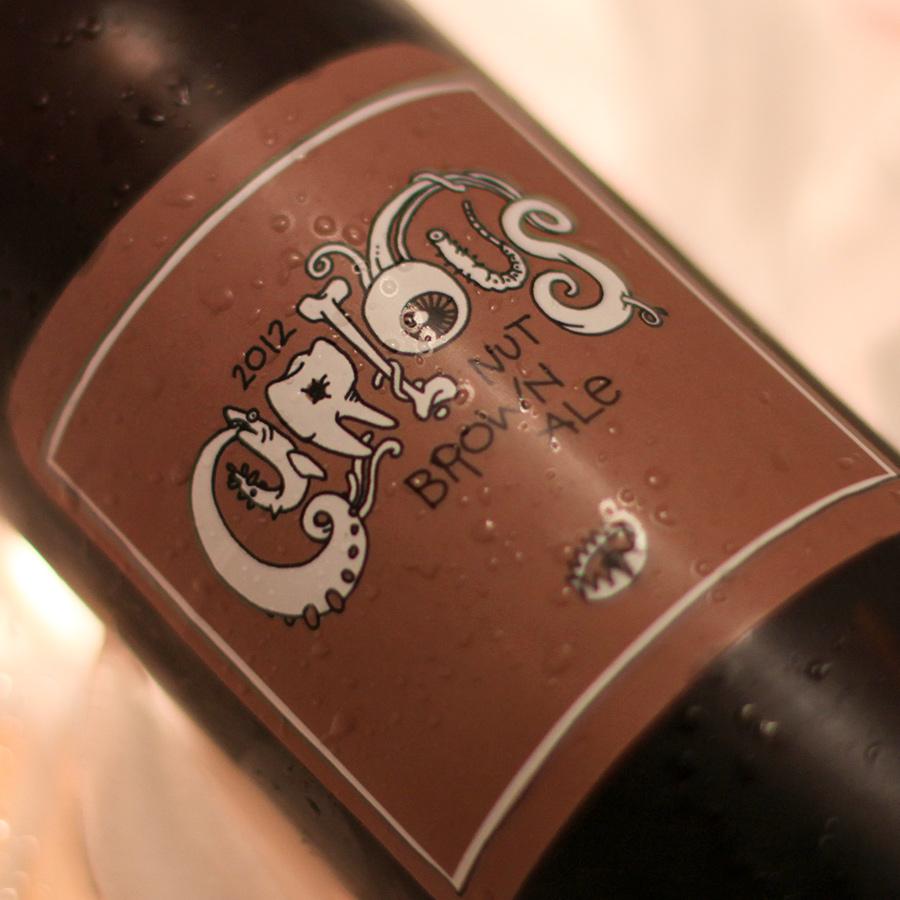 Beer lesson beer label