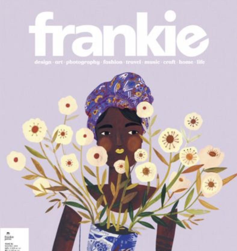 Frankie Magazine, Diary Campaign
