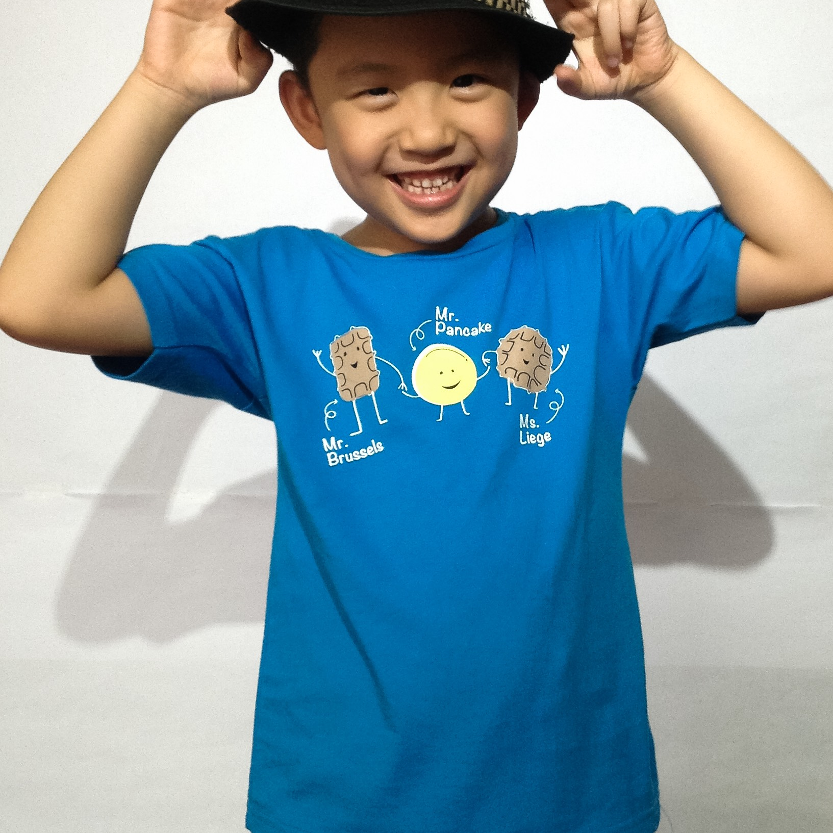 PHOP T-Shirt (Kids) (RM25)    Available in S, M, L    Colours: blue, sky blue, navy blue, green, pink, grey.     PHOP T-Shirt (Adults) RM25    Available in S, M, L, XL    Colours: black, blue, pink