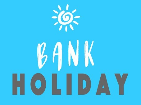 BANK HOLIDAY CLOSURE!!! MONDAY 29TH-BANK HOLIDAY  Sorry if this causes any inconvenience but we are working to make it bigger and better for you.  We are open as usual over the weekend so come down and get your glow on ☀️☀️
