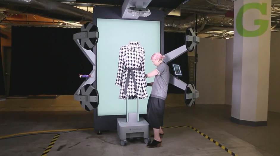 zulily's stylists can focus on creativity while StyleShoots handles all the technical complexity of photography