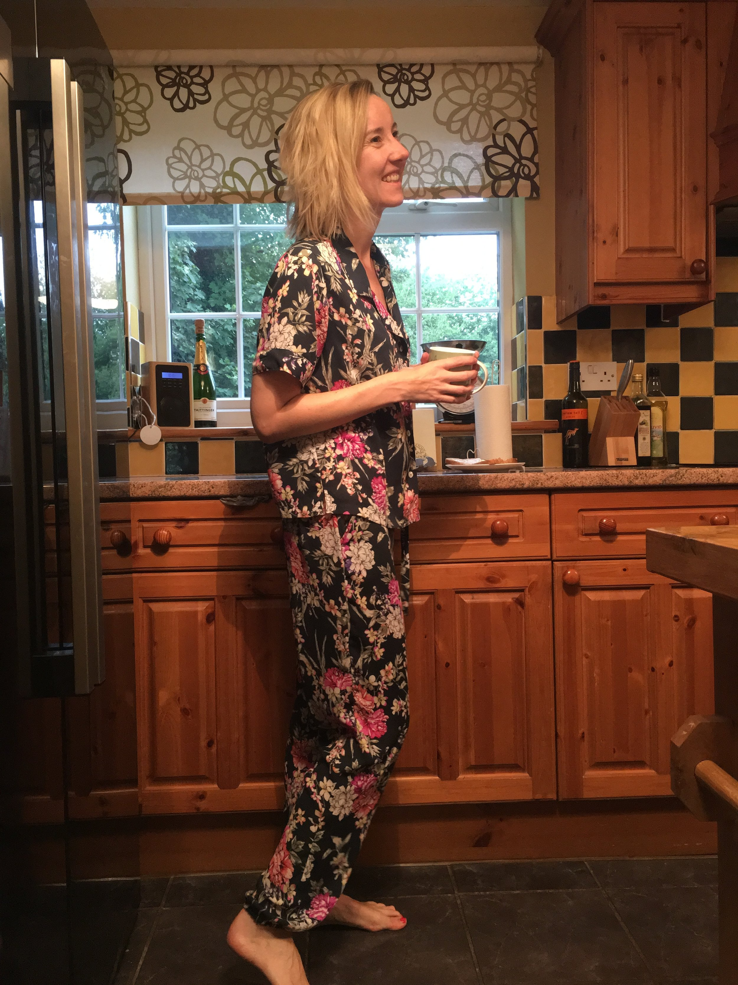 The perfect pair of pj's from marks and spencer