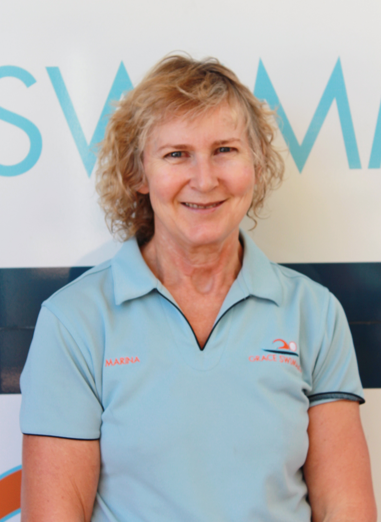Marina - Swim InstructorMarina has 5 years teaching experience, and because of her love of the ocean and scuba diving, she has always thought it really important to be able to swim efficiently in order to enjoy the water. The joy of being in the water is what she always likes to pass onto her students.