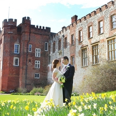 Farnham castle   - venue