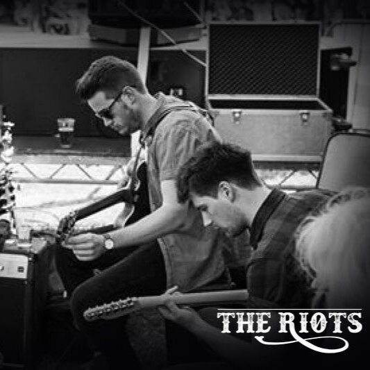 The riots   - covers band