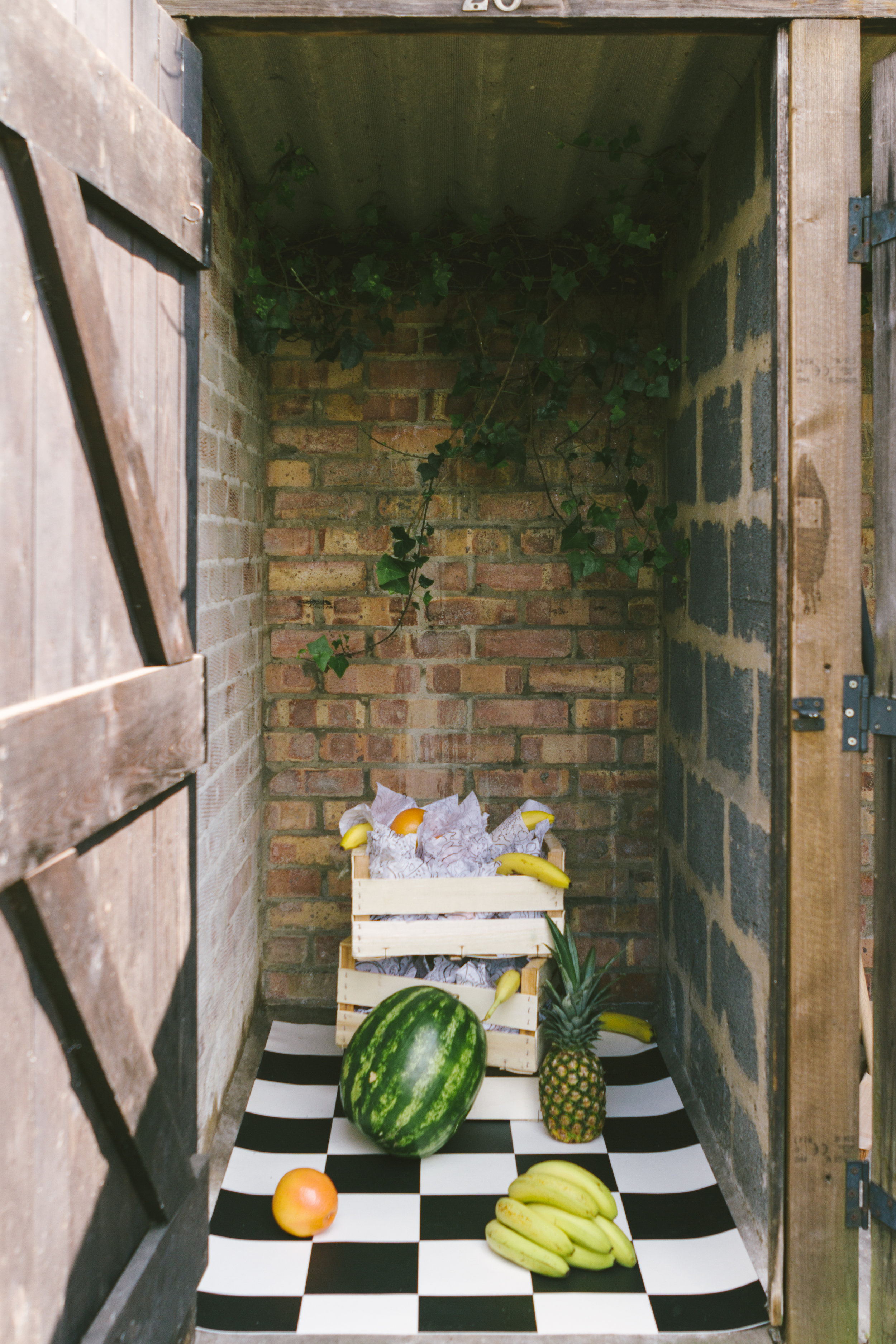 Frutas El En Jardin  2016, Sol Calero