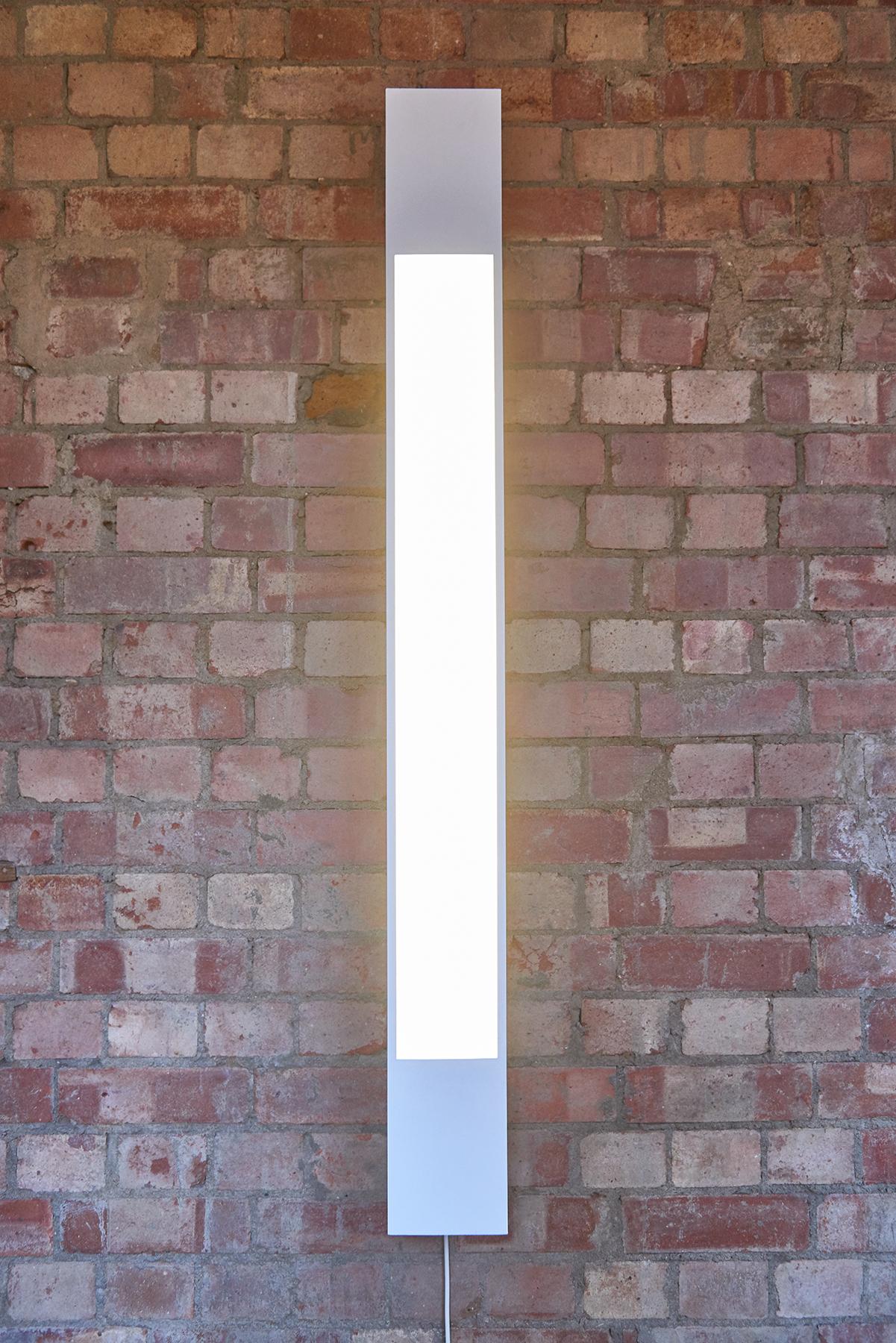Tissue display  1990, Adam Barker-Mill