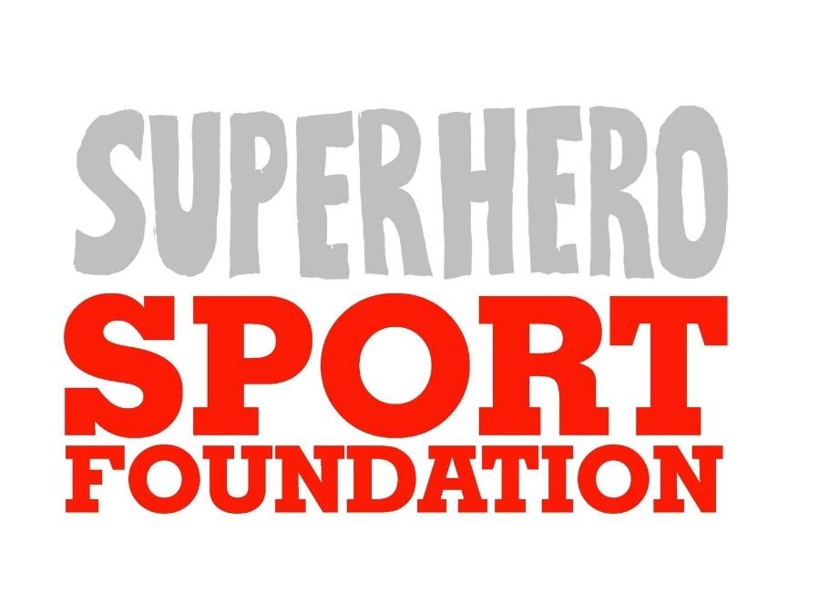 Copy of Copy of Copy of Copy of superhero sport foundation