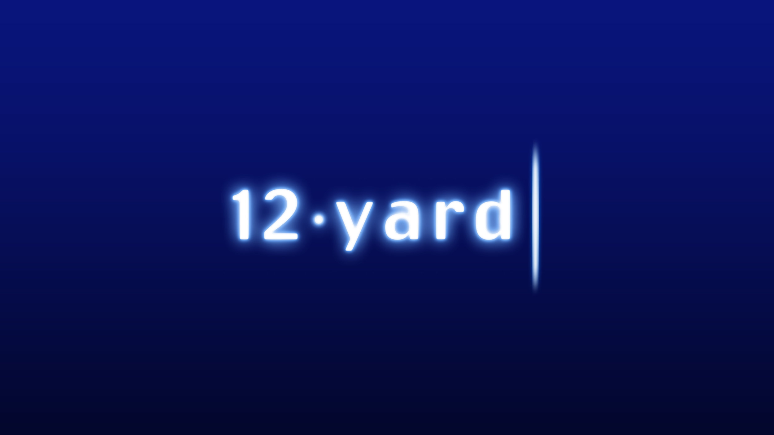 Copy of 12 yard productions