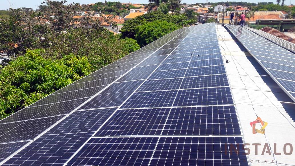 Instalação Energia Solar Quatigua