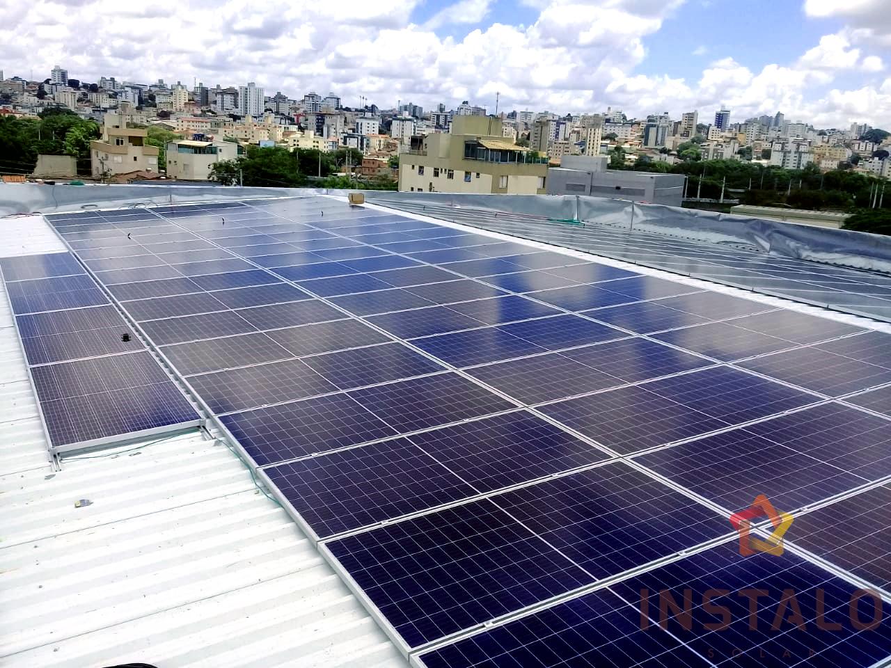 Instalação Energia Solar Belo Horizonte