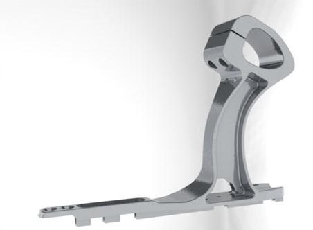Aircraft Seat Component Design