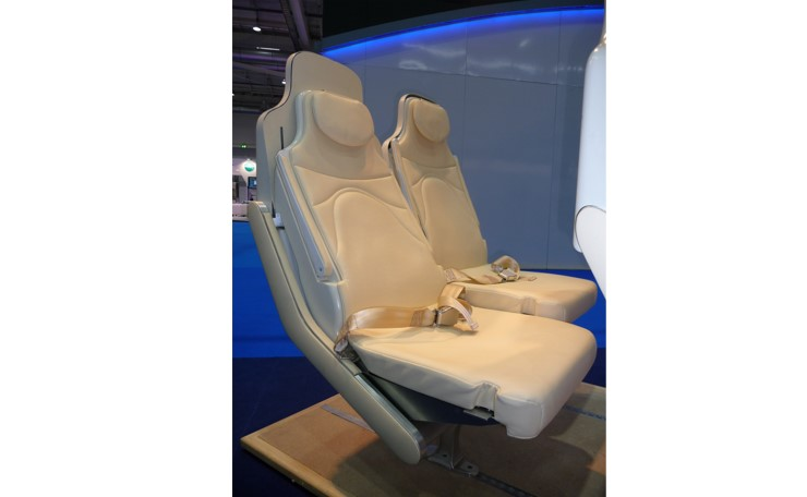 Prototyping a Lightweight Aircraft Seat