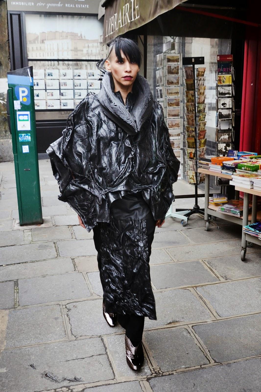 jorge ayala lily gatins paris fashion week zaha hadid shoes (4).JPG