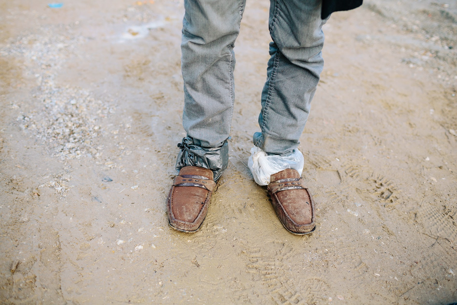 LHI provides emergency aid  which are rarely donated, such as men's socks and underwear. Photo by Shannon Ashton