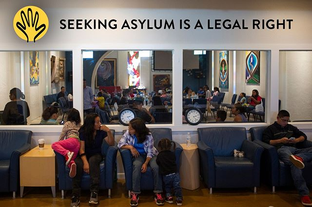 """Did you know that Central Americans escaping the atrocities of their home countries have the legal right to seek asylum in the US? This information is shared through our continued partnership with @tsosrefugees.  Visit the LHI website and click on """"stories"""" to read more. . . . . . . #OurCrisisOurTurn #LiftingHandsRioGrande #helprefugees #refugeecrisis #liftinghands #LHI #tsosrefugees #southernborder #bordercrisis #asylumseekers #humanitarianaid #humanitariancrisis"""
