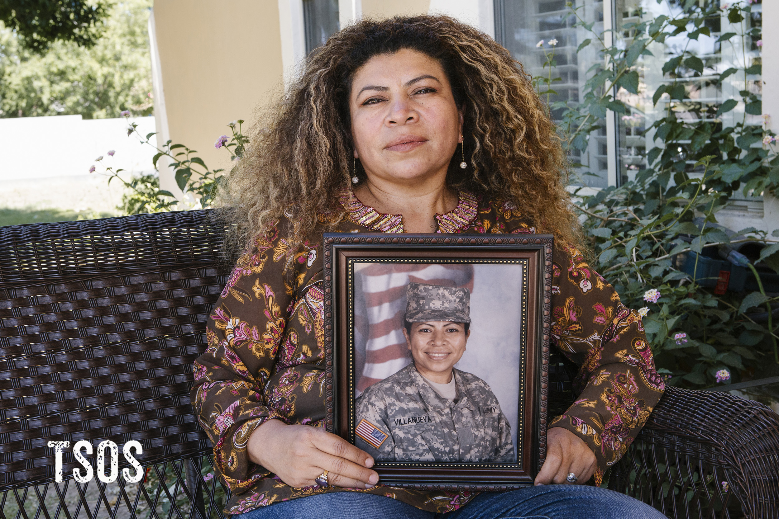 Marta served for years overseas, including time in Iraq, fulfilling her childhood dream of becoming an American soldier.