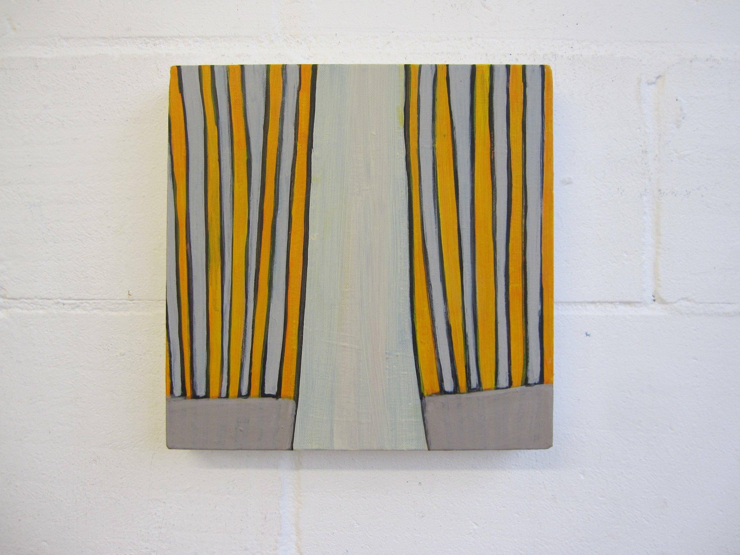Encore  acrylic on canvas  31cm x 31cm  2013