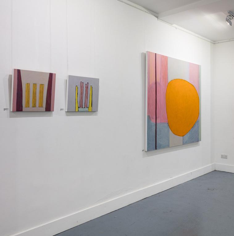 Espacio gallery London 2017