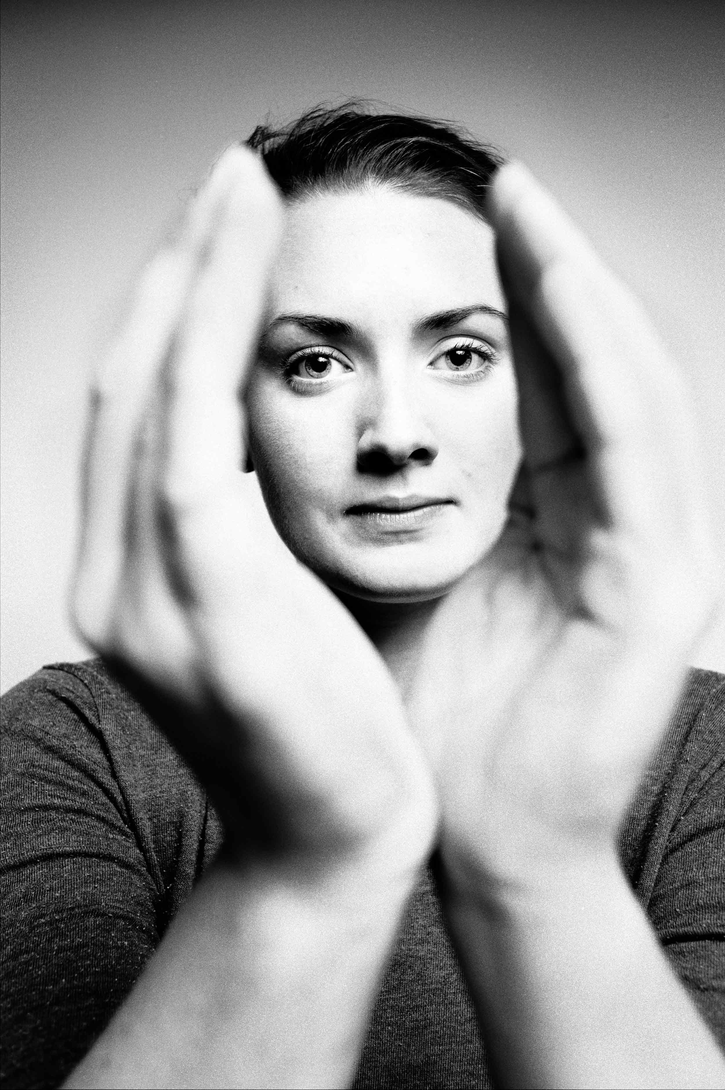 Claire Burdik Hand Tulip