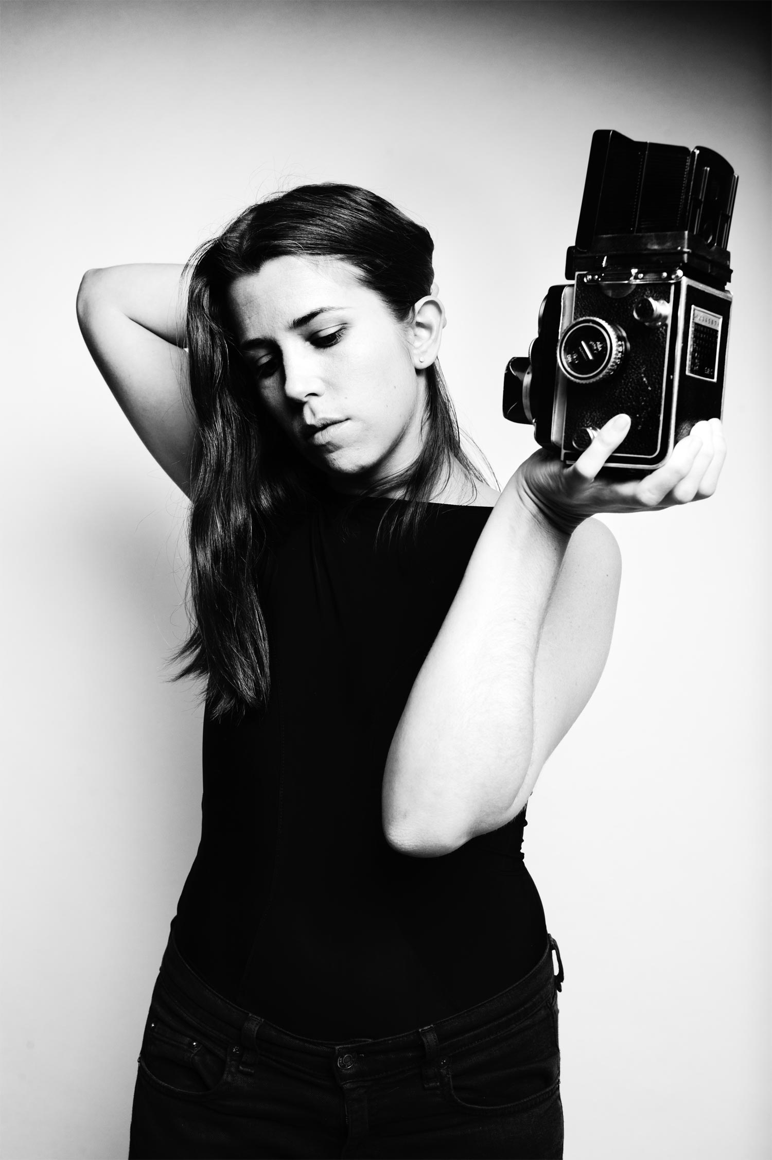 Melanie King Photographer/Model
