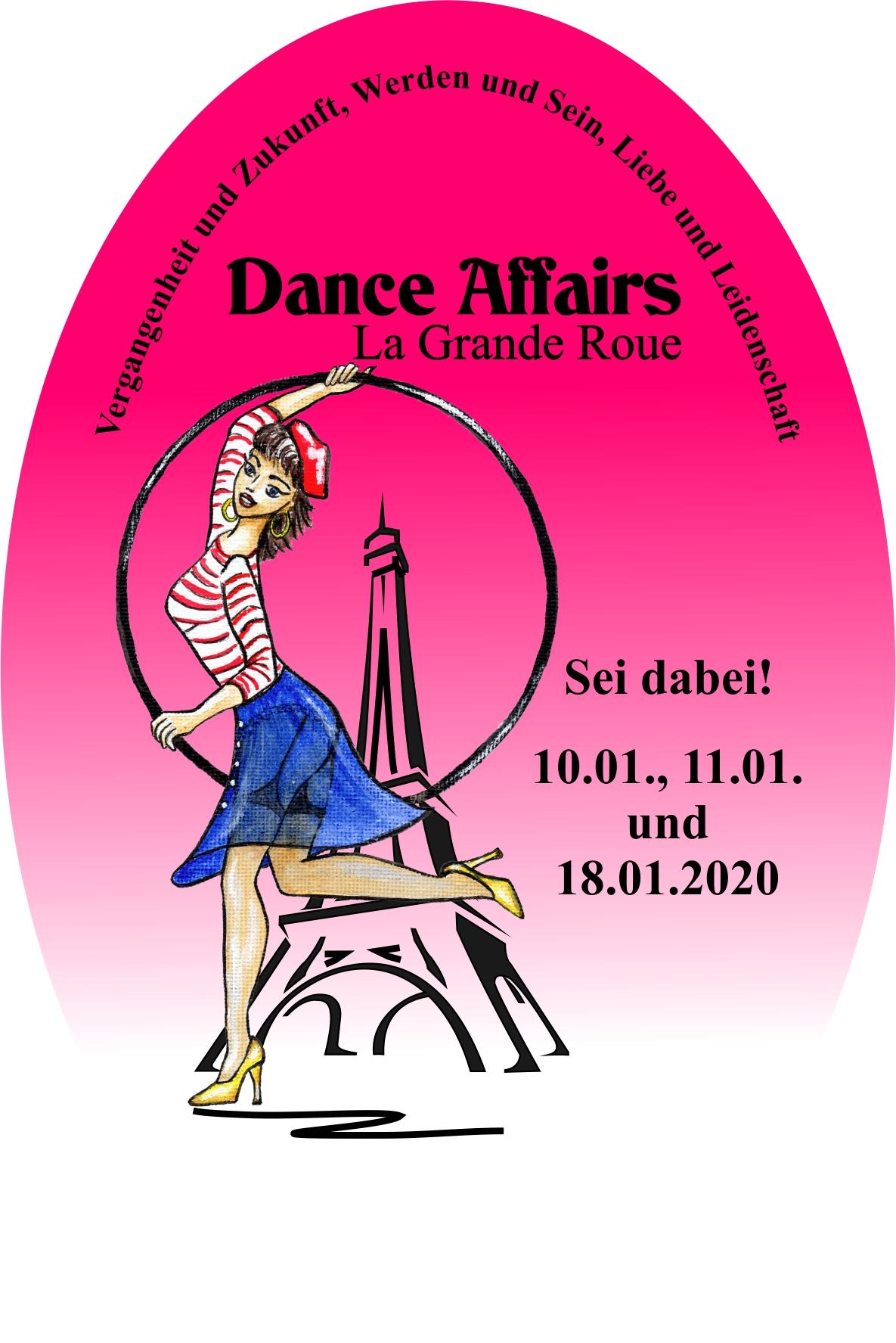 Dance Affais - La Grande Roue.