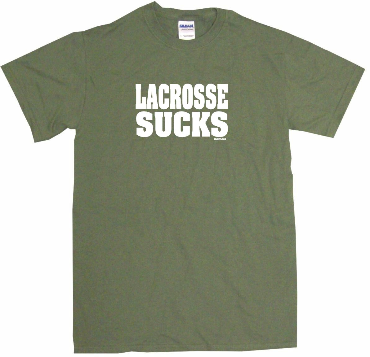 lacrosse sucks