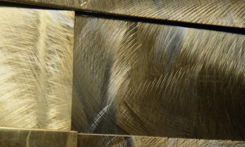 Acid-Etched Stainless steel M019