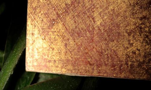 Acid-Etched Copper M020