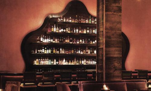 Project: mahogany bar