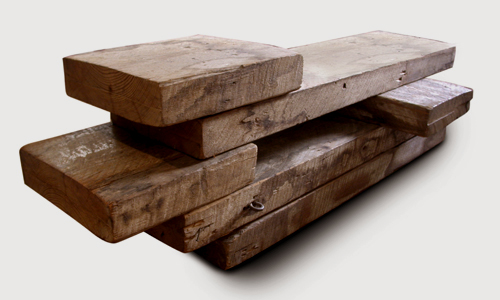 Project: Reclaimed wood coffee table