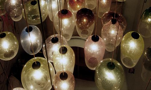 Project: custom store pendants